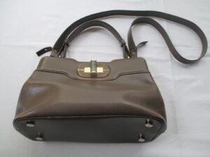 ブルガリ  ハンドバッグ  擦れ 色あせ  修理